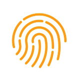 Biometric fingerprint clocking option