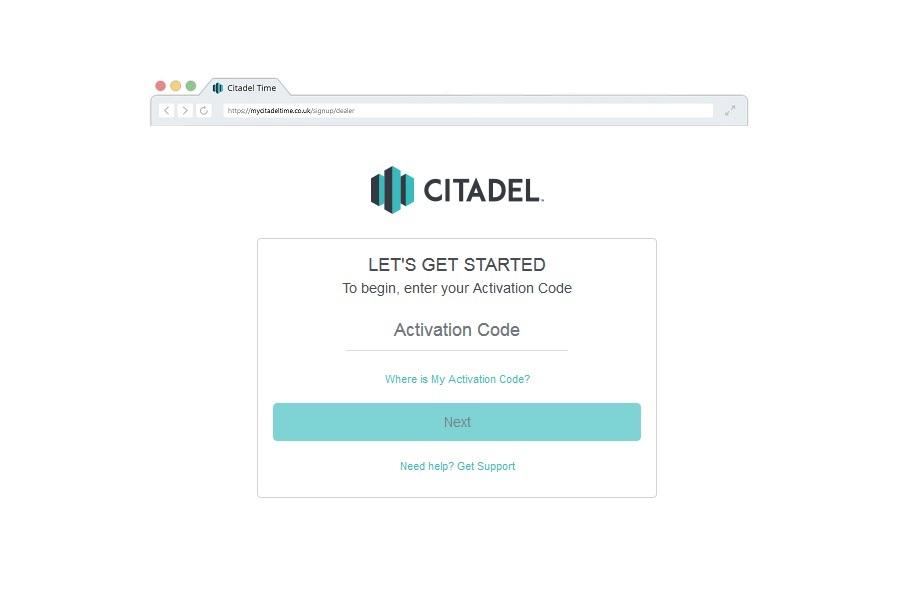 Citadel account sign up Costco