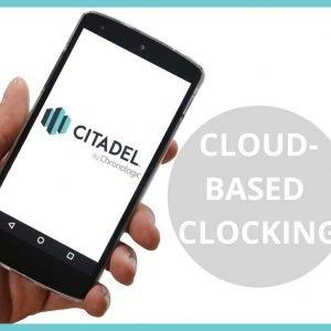Cloud-based clocking