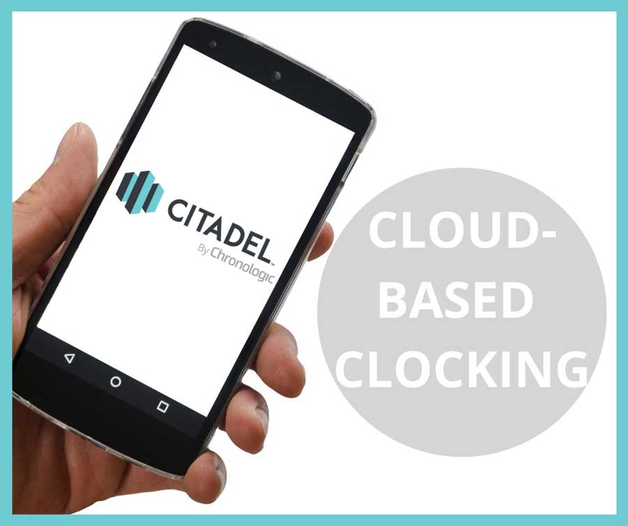 Cloud-based clocking