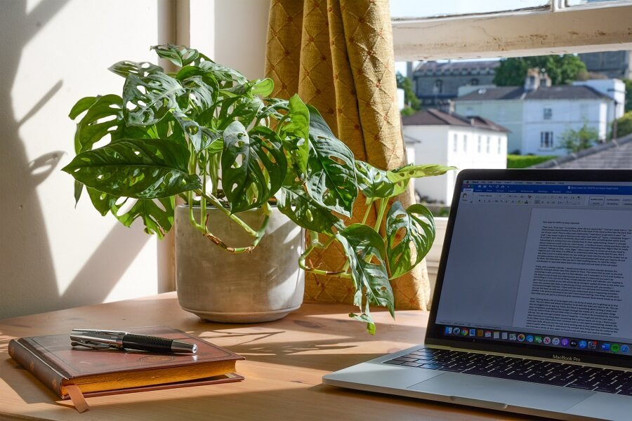 Working Frm Home – IP Tracking