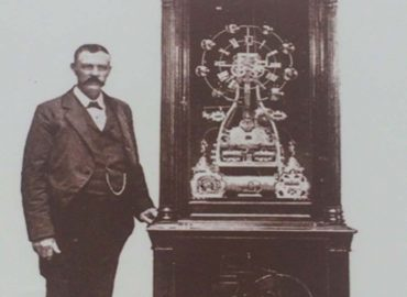 Time Clock History